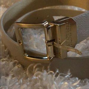 Kenneth Cole NWOT leather reversible belt